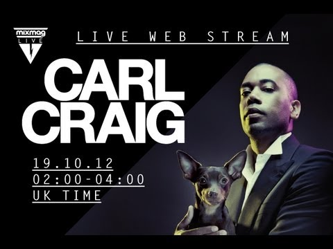 Carl Craig Detroit Classics set at Mixmag Live 2012