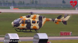 ILA 2014 Berlin Air Show │USA Army UH-72 Lakota [09-72105] Arrival