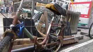 fahrrad chopper highriser bonanza rad