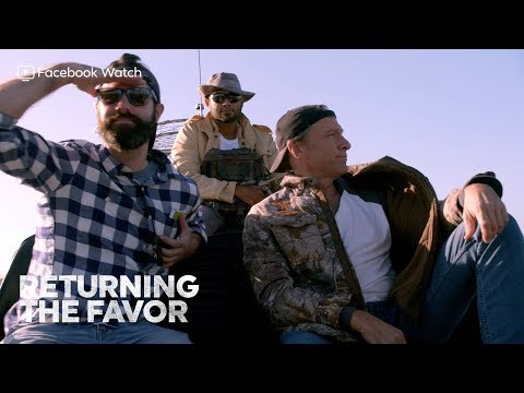 Returning the Favor - Official Trailer | Facebook Watch
