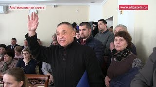 Дольщики депутатам-едросам:
