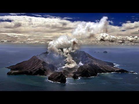 Извержение вулкана в Новой Зеландии: есть погибшие и раненые…
