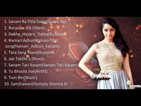 Top 10 | Hindi romantic songs 2016...