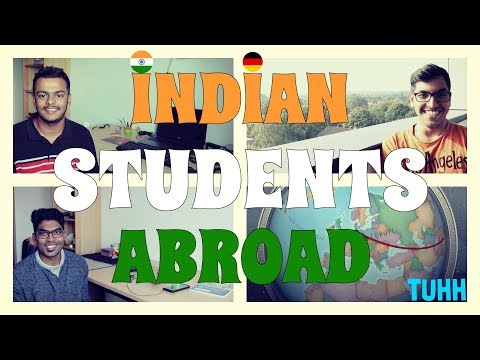 Indian Students Abroad: 1 Week in Germany :Experiences and Expectations