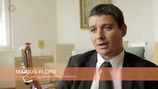 Marius Flore of Banca Tra