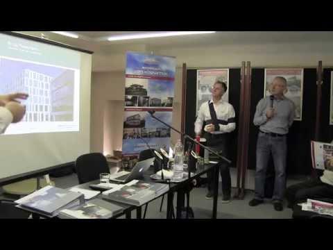 A svájci Brugg cég előadása a Thermo Kft.-nél