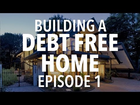 Building a DEBT FREE Home Episode 1: What's keeping us from building a house? - 동영상