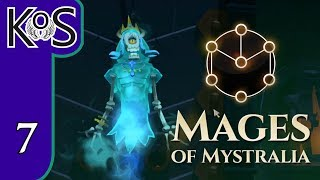 Mages of Mystralia Ep 7: TOMB OF THE MAGE KINGS! - FULL PLAYTHROUGH - Let