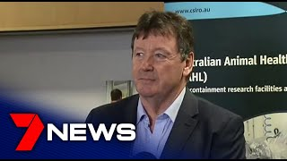 CSIRO researchers tasked with investigating coronavirus for potential vaccines | 7NEWS