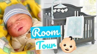 Baby Luisito's Room Tour! VLOGMAS DAY 2