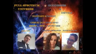 RU Media Network & Soma Fusion Media LLC - Goddesses and Devils & Full Spectrum Universe 11-14-20