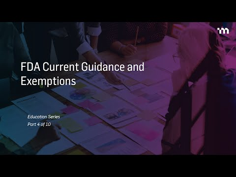 Episode 4: ISO vs. cGMP vs. FDA Requirements