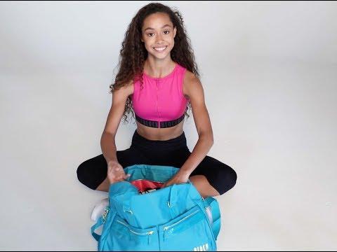 Bloch Artiste Savannah: What's in my Dance Bag?