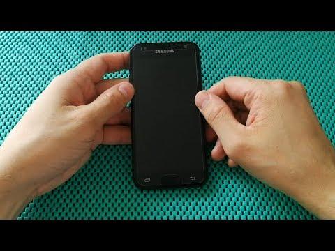 Сброс настроек Samsung J3 2017 (J330F) через Recovery