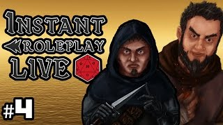 Instant Roleplay - Unraveling the Past Ep1 - D&D 5e Tabletop Simulator - Hunting Vengeance