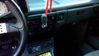 Volkswagen Gol Gl 1.6 1994- Interior