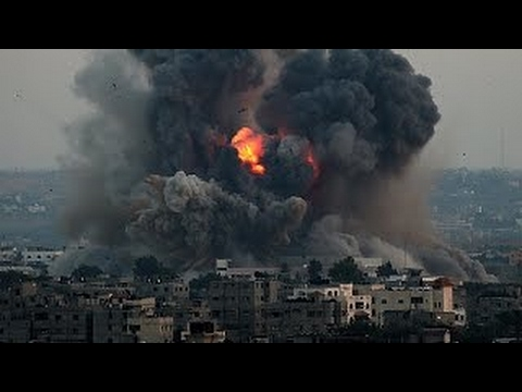 War Between Israel and Palestine - THE GAZA CONFLICT - Dly Pro
