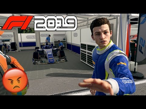 WHAT HAPPENS IF YOU SMASH DEVON BUTLER IN THE F2 CHAMPIONSHIP? F1 2019 GAME SCIENCE!