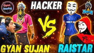 RAISTAR vs GyanSujan !!🤯❤️AWM vs AWM- Garena Free Fire