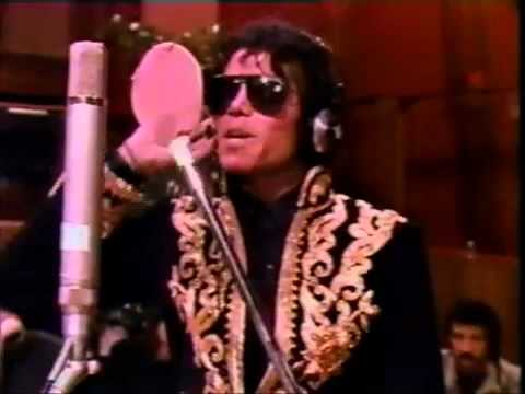 We Are the World - Lionel Richie, Tina Turner, Michael Jackson.flv