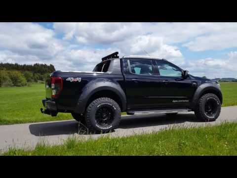 Ford Ranger Modell 2016, Hurter Offroad GmbH, www hurter offroad de