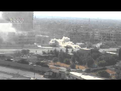 Сирия. Дамаск. Джобар