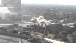 Сирия. Дамаск. Джобар 21 августа 2013 года. Часть 5