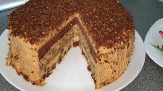 САМЫЙ ВКУСНЫЙ торт КОТОРЫЙ Я ЕЛА Хотя бы 1 раз его должен попробовать каждый