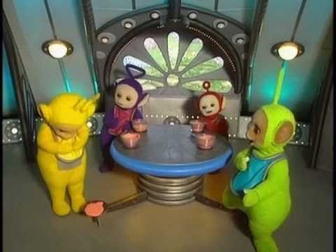 Teletubbies - Dirty Seat