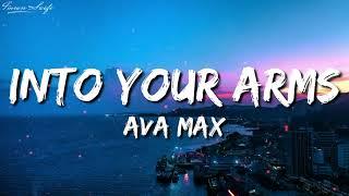 Into Your Arms (Lyrics) Witt Lowry ft. Ava Max - [No Rap]