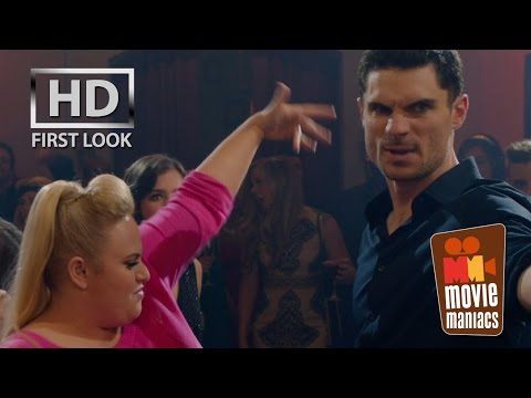 Pitch Perfect 2  face-off style FIRST LOOK clip (2015) Flula Borg Rebel Wilson