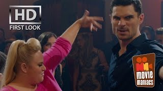 Pitch Perfect 2 |face-off style FIRST LOOK clip (2015) Flula Borg Rebel Wilson