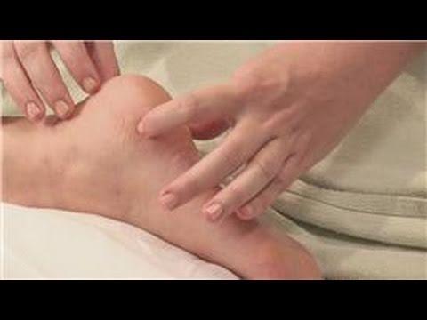 Acupressure : Acupressure for the Foot