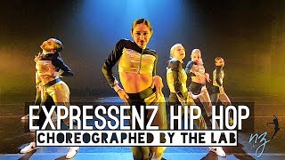 Hip Hop Dance Choreographed by The Lab