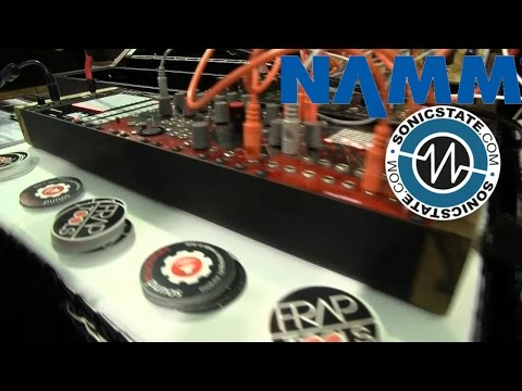 NAMM 2016: Frap Tools Modular Cases Mp3