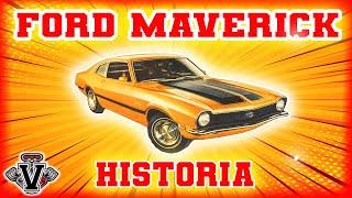 HISTORIA DEL FORD MAVERICK