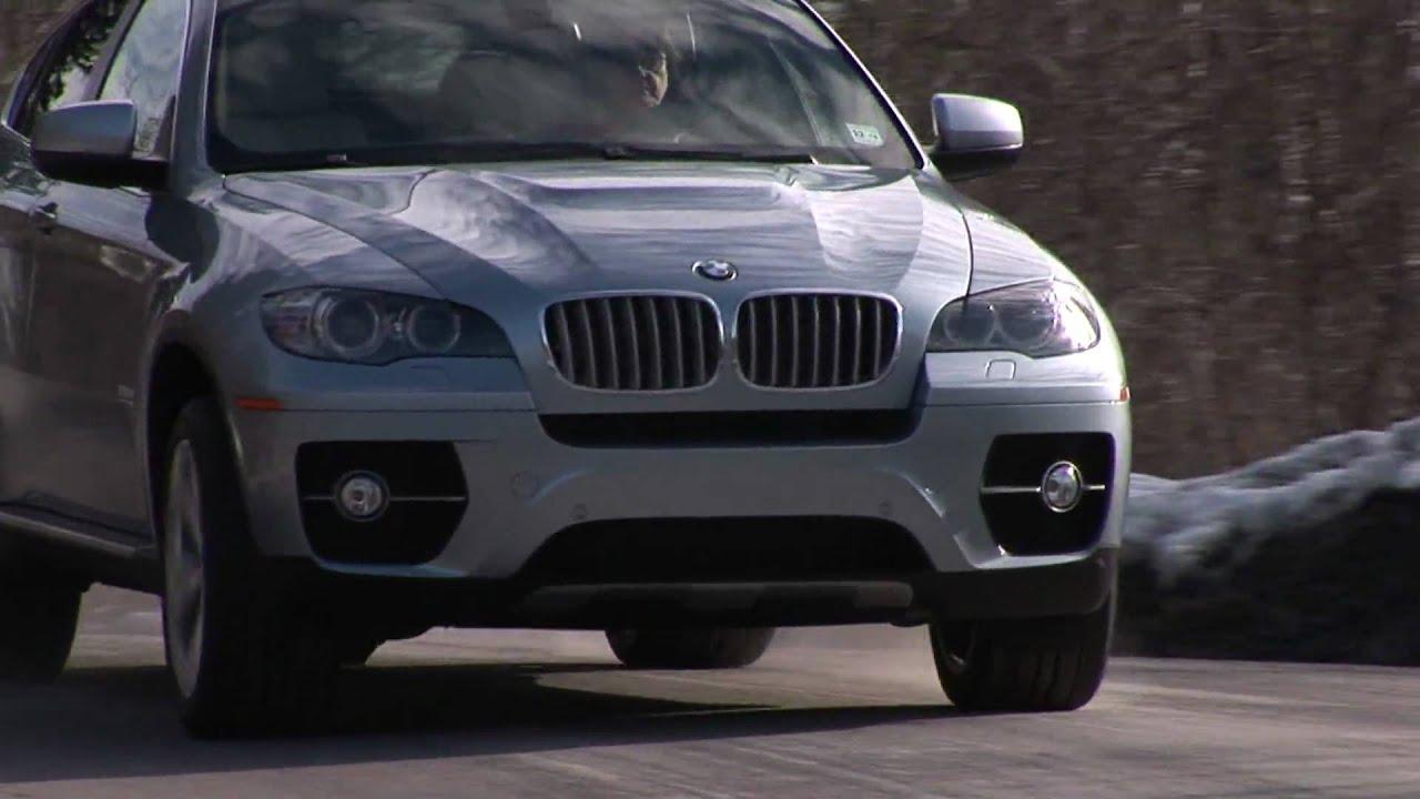 2010 BMW X6 ActiveHybrid - Drive Time Review   TestDriveNow - YouTube