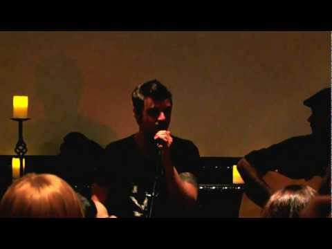 Nick Carter - Burning Up- Hang With The Band - 2013