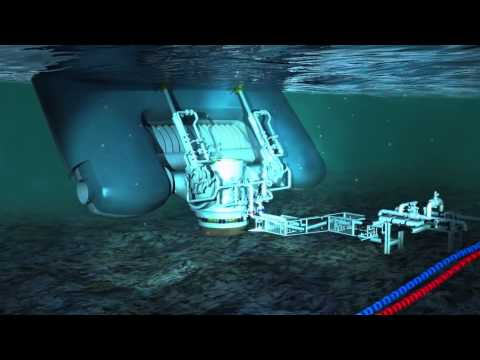 Tidal Power Generation