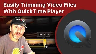 Gambar cover Easily Trimming Video Files With QuickTime Player