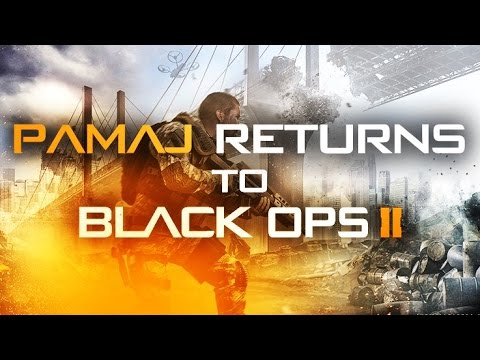 OpTic Pamaj - BLACK OPS 2 SNIPING PAM IS BACK