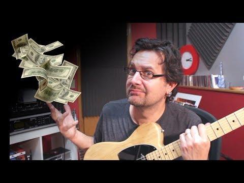 Can You Make Make Money Teaching Guitar Online?