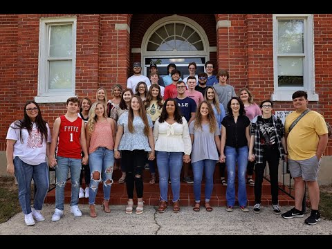 Fyffe High School Class of 2020 Senior Video