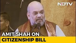 Will Bring Citizenship Law, Throw Out Infiltrators: Amit Shah In Kolkata