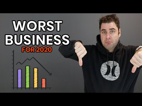 7 WORST Online Business Ideas To Start In 2020!