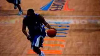 NBA 2k10:Tyreke Evans 360 Layup #1