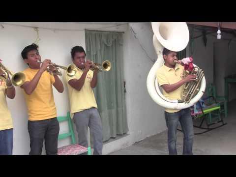 Banda San Francisco de Huehuetlan el Chico en Cascalote de Bravo Marzo 27, 2015