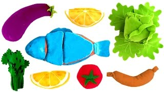 Ikea Toy Food Toy Cutting Peeling Velcro Fish Vegetables Cooking Set Ikea Duktig Toys