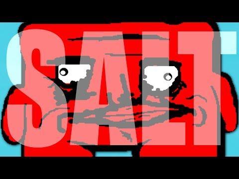 Super Meat Boy Gameplay - The Salt Factory