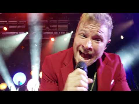 Backstreet Boys Cruise 2018 Get Down Group B